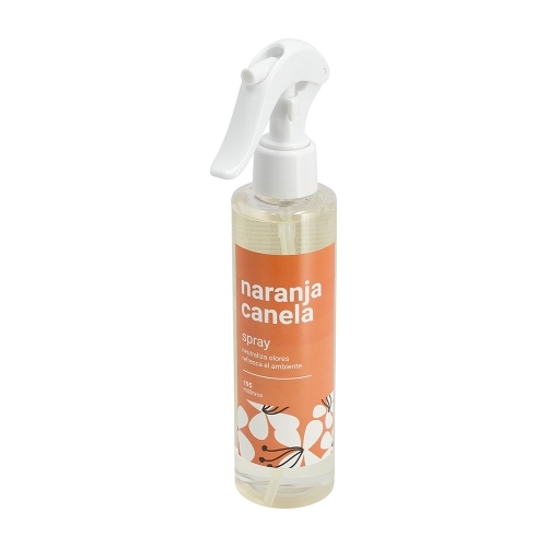 Spray Aromático Naranja Canela 195 ml